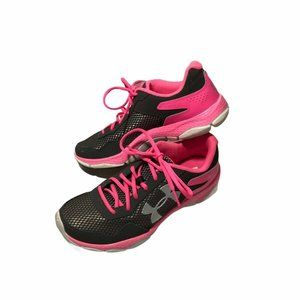 Under Armour Sneakers Running Shoes Womens 5.5 Gra